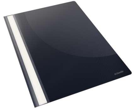 Desky s rychlovazačem VIVIDA, černé, 25 ks