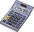 Stolní kalkulačka Casio MS-100TER II modrá