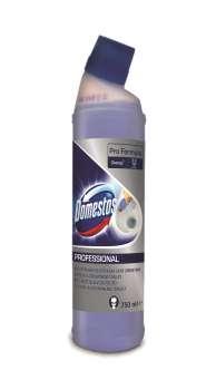 Čisticí prostředek WC gel Domestos Limescale Remover - 750 ml