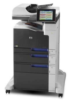 Barvená multifunkční laserová tiskárna HP LJ Enterprise 700 color MFP M775z