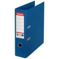 Pákový pořadač Esselte CO2 neutrální - A4, šíře hřbetu 7,5 cm, modrý