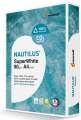 Recyklovaný papír Nautilus Superwhite - A4, zářivě bílý, 80 g/m2, CIE 150, 500 listů