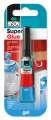 Vteřinové lepidlo BISON Super Glue Gel - 2g