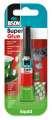 Vteřinové lepidlo BISON Super Glue Liquid - 3g