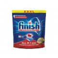 Tablety do myčky Finish - All in 1 Max Lemon, 80 ks