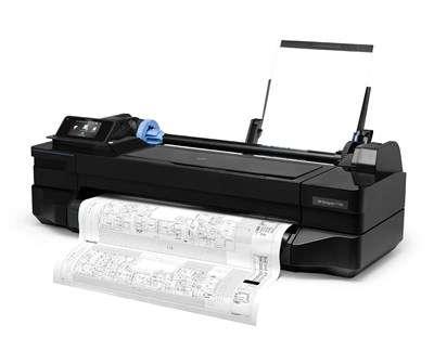 Plotr HP Designjet 120 - formát A1+