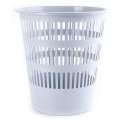 Odpadkový koš Donau - 16 l, plast, šedý