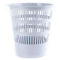 Odpadkový koš Donau - 12 l, plast, šedý