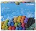 Školní křídy Donau - barevné, 100 ks