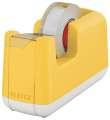 Stolní odvíječ lepící pásky Leitz Cosy - teplá žlutá