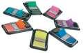 Záložky Post-it - 25 x 43 mm, fialové