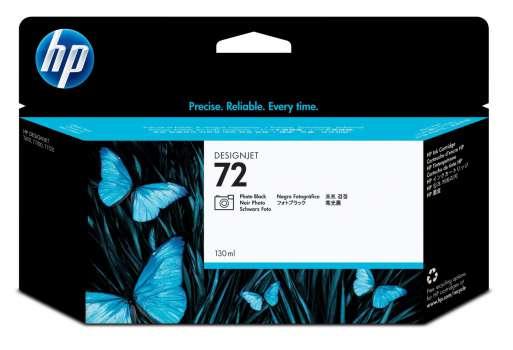 Cartridge HP C9370A/72 - černá