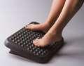 Podpěrka chodidel Fellowes - ergonomická, černá