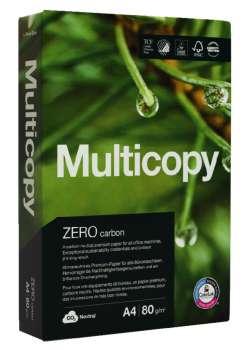 Kancelářský papír MultiCopy Zero - A4, 80g/m2 , 500 listů