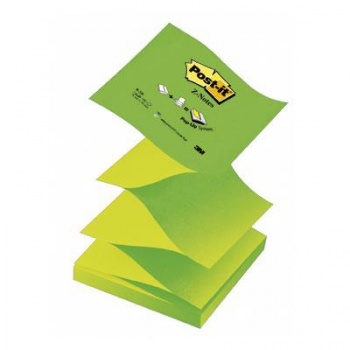 Z-bločky Post-it zelené, 12ks