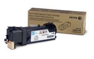 Toner Xerox 106R01456 - azurový