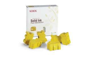 Tuhý inkoust Xerox 108R00819 - žlutá