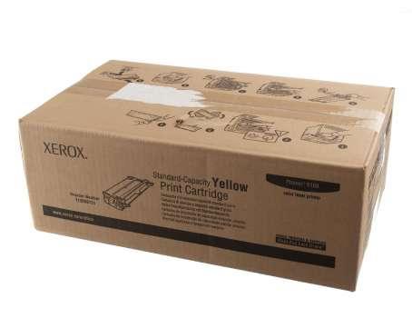 Toner Xerox 113R00721 - žlutý