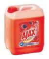 Čisticí prostředek na podlahy Ajax - červený, 5 l
