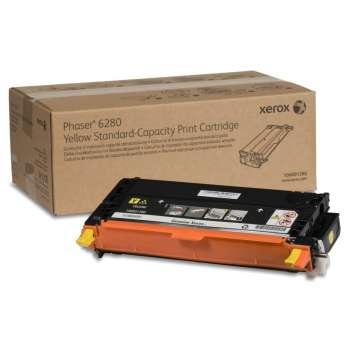 Toner Xerox 106R01390 - žlutý