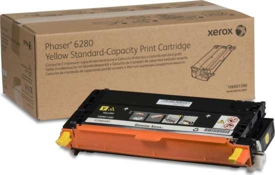 Toner Xerox 106R01389 - purpurový