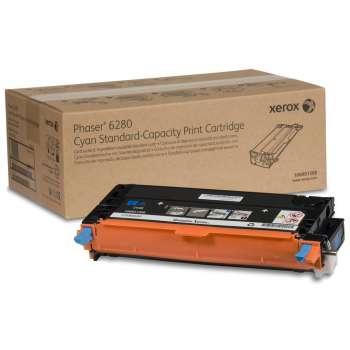 Toner Xerox 106R01388 - azurový