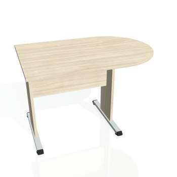 Přídavný stůl Hobis PROXY PP 1200 1, akát/akát
