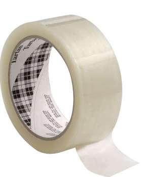 Balicí páska Tartan - čirá, 38 mm x 66 m, extra pevná