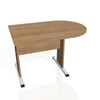 Přídavný stůl Hobis PROXY PP 1200 1, višeň/višeň