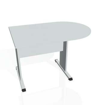 Přídavný stůl Hobis PROXY PP 1200 1, šedá/šedá