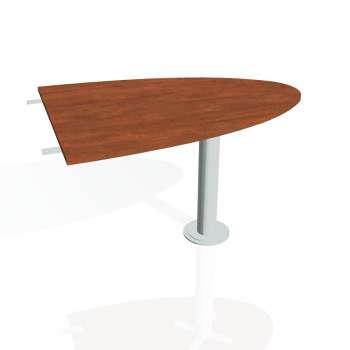 Přídavný stůl Hobis PROXY PP 1200 2, calvados/kov