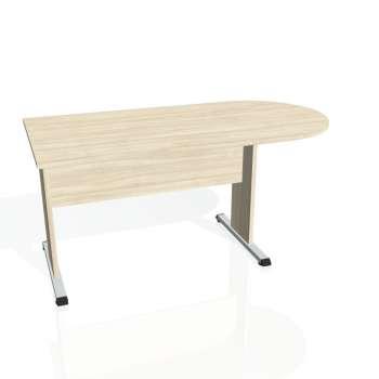 Přídavný stůl Hobis PROXY PP 1600 1, akát/akát