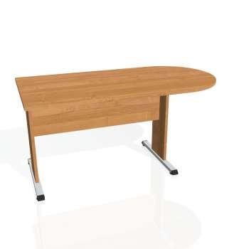 Přídavný stůl Hobis PROXY PP 1600 1, olše/olše