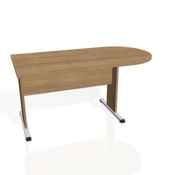 Přídavný stůl Hobis PROXY PP 1600 1, višeň/višeň