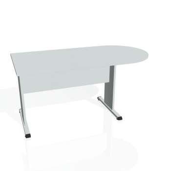 Přídavný stůl Hobis PROXY PP 1600 1, šedá/šedá