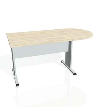 Přídavný stůl Hobis PROXY PP 1600 1, akát/šedá