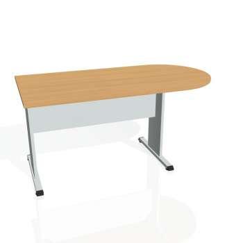 Přídavný stůl Hobis PROXY PP 1600 1, buk/šedá