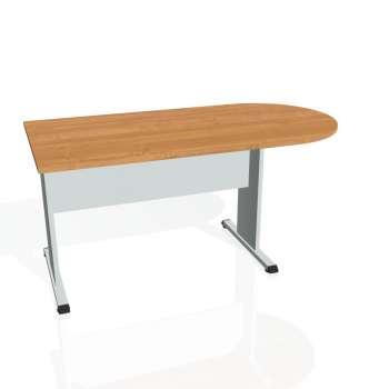 Přídavný stůl Hobis PROXY PP 1600 1, olše/šedá