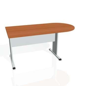 Přídavný stůl Hobis PROXY PP 1600 1, třešeň/šedá