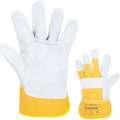 Kombinované pracovní rukavice ELTON - vel. 10,5