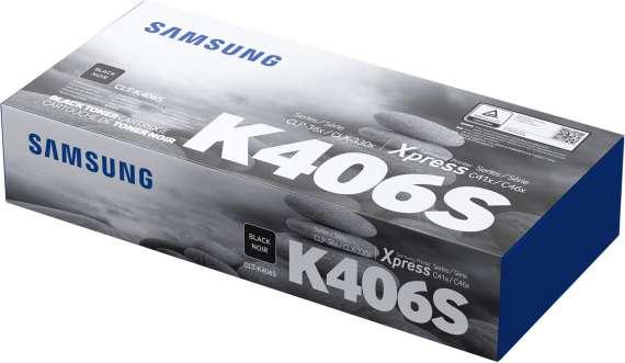 Toner Samsung CLT-K406S - černý
