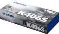 Toner Samsung CLT-K406S, SU118A - černá