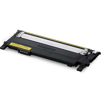 Toner Samsung CLT-Y406S - žlutý