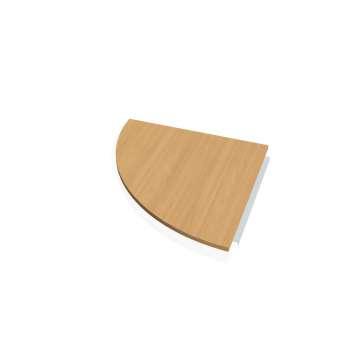 Přídavný stůl Hobis PROXY PP 900 levý, buk