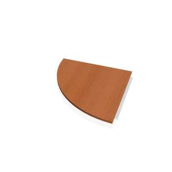 Doplňkový stůl PROXY, deska kruh 90°