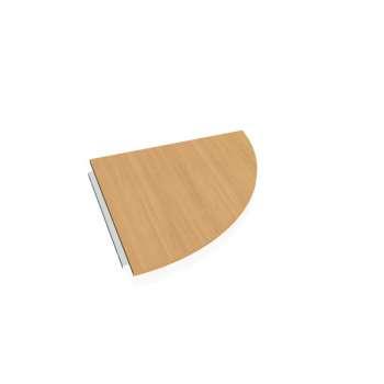 Přídavný stůl Hobis PROXY PP 900 pravý, buk