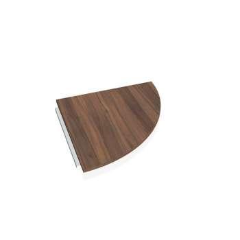 Přídavný stůl Hobis PROXY PP 900 pravý, ořech