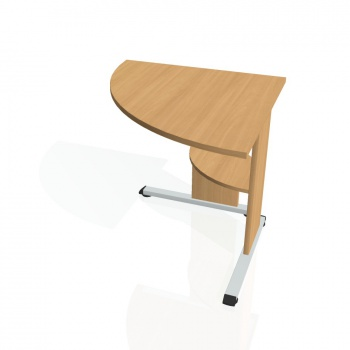 Přídavný stůl Hobis PROXY PP 902 levý, buk/buk