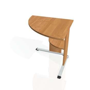 Přídavný stůl Hobis PROXY PP 902 levý, olše/olše