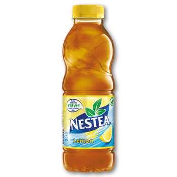 Čaj ledový Nestea - broskev, 12 x 0,5 l